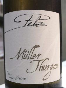 Muller Thurgau Pelz