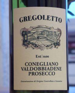 Gregoletto Prosecco