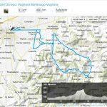 mappa Oltrepo bici