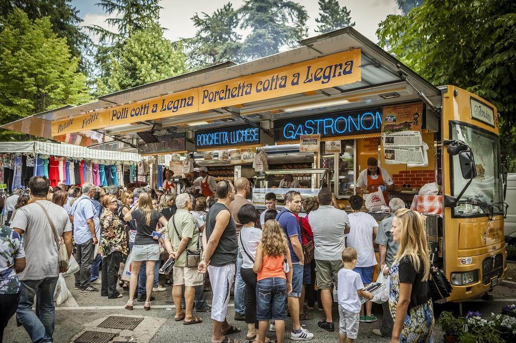truck street food