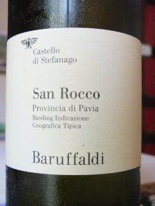riesling San Rocco