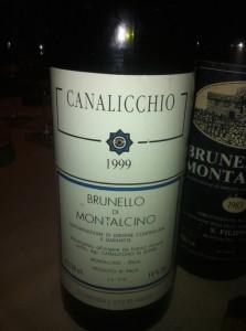 Brunello Canalicchio 99