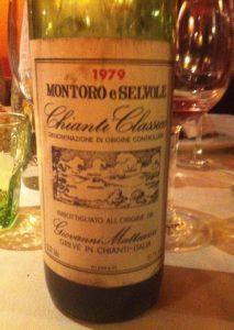 Chianti Classico Montoro e Selvole 79
