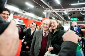 selfie mania con Maestro - credits Brambilla:Serrani