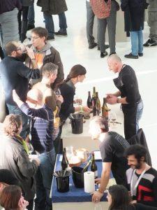 live wine pubblico
