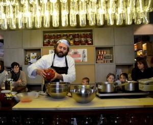 tomei show cooking - ph Cristina Galliti