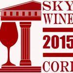 Logo Sky Wine 2015 CORI