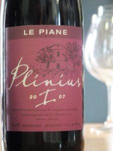 Plinius 2007 Le Piane