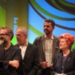 Massimo Bottura, Lorenzo Viani, Andrea Berton, Anne Feolde