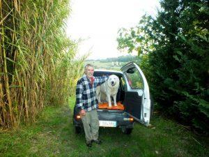 Il Rio_Paolo e il cane