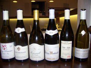 Finage Borgogna_bianchi cote de Beaune