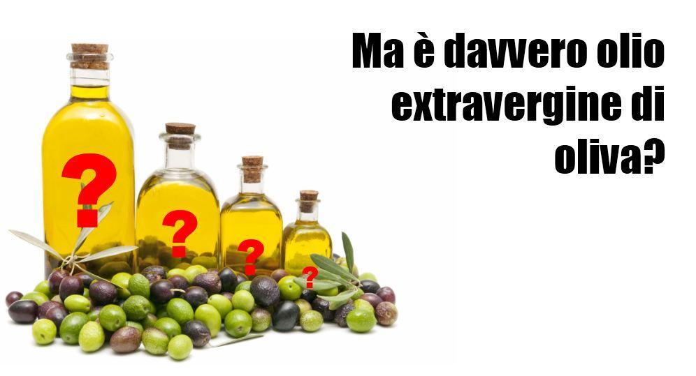 olio di oliva vero