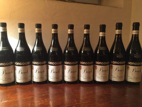 Borgogno_bottiglie