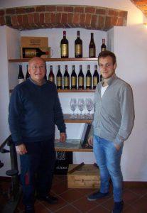 Pod Marcarini_ Manuel and son