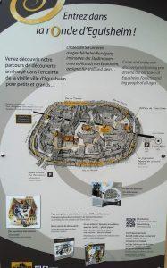 pianta Eguisheim
