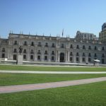 Il palazzo de La Moneda