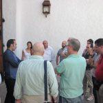 Juan Francisco Calderon presenta Casa Silva al gruppo