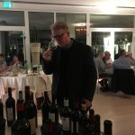 Il master of wine inglese Nicolas Belfrages