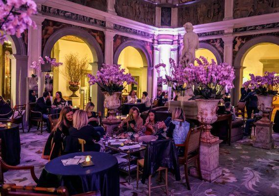 L'Atrium Bar del Four Seasons di Firenze ed il suo magico mood
