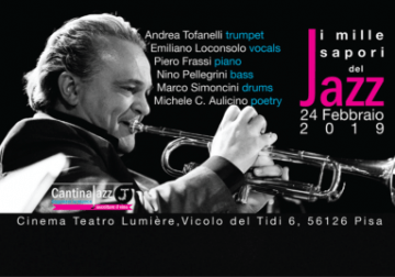 24 febbraio a Pisa: Cantina Jazz compie 18 anni!