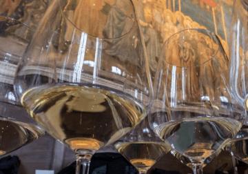 Vini d'Autore-Terre d'Italia: oltre al bellissimo panorama di 80 produttori e 400 vini, due focus dedicati alla Vernaccia di San Gimignano