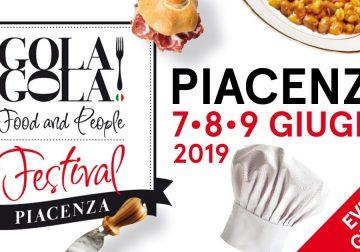 A Piacenza, 7-9 giugno: Gola Gola Food and People Festival