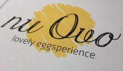 """Le mille sfumature dell'uovo: nu Ovo, una """"lovely eggsperience"""" nel…"""