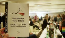 Vini d'Autore-Terre d'Italia 2019, un bellissimo settimo successo. Grazie a…