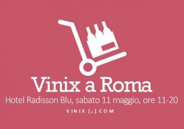 11 maggio: Vinix Grassroots Market, Roma