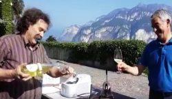 Mario Pojer e lo sboccatore portatile