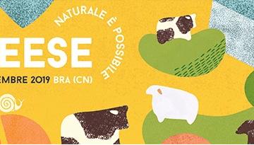 20-23 settembre a Bra (CN): XII edizione di Cheese