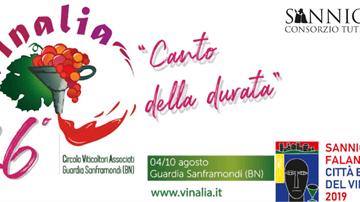Dal 4 al 10 agosto a Guardia Sanframondi (BN): torna Vinalia