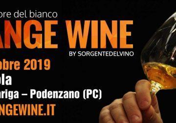 20-21 ottobre a Gariga di Podenzano (PC): Orange Wine protagonisti