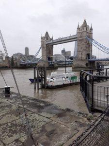 Energy Observer at London