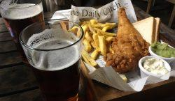 "Fish and Chips, sul ""mare piccolo"" di Londra"