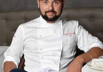 Ritratto di un cuoco: Nicola Gronchi, ovvero la cucina come rinascita