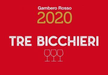 I Tre Bicchieri della guida Vini d'Italia 2020 del Gambero Rosso