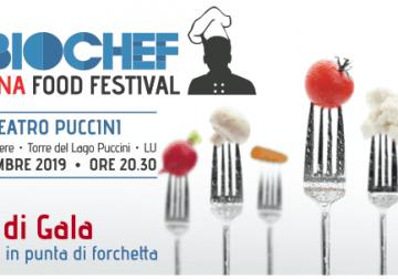 30 novembre a Torre del Lago Puccini (Lu): Eubiochef, alta cucina e salute