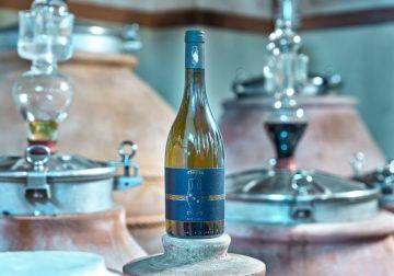 Vino marino Nesos, un prodotto unico frutto dell'unione tra tradizione e innovazione