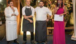 Eubiochef per ANT. Grandi chef e Silosò, un Aleatico da…