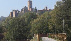 Castell'Arquato, la porta dell'Appennino piacentino: vino, paesaggi, cibi, panorami