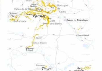 Breve visita in Champagne e Alsazia