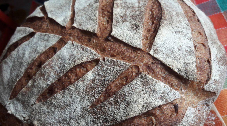 Il mio pane al tempo dell'isolamento