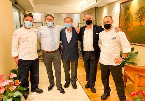 Ristorante Romano a Viareggio: una cucina in evoluzione nel segno della continuità