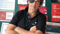 Sean O'Callaghan e la Tenuta di Carleone in Chianti classico.…