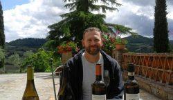 L'Erta di Radda, in Chianti Classico. La costruzione di un…