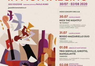 30 luglio-2 agosto: Jazz & Wine in Montalcino: il grande jazz conquista la terra del Brunello
