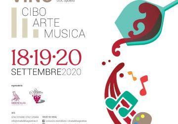 Abbinamenti a Montefalco  – Dal 18 al 20 settembre – In Umbria l'evento dedicato al vino in abbinamento