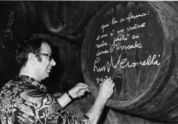 Si giudica il vino o il suo autore? Elogio della coerenza e dell'incoerenza