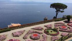 On the road again/5: Villa Rufolo a Ravello, cibo per…